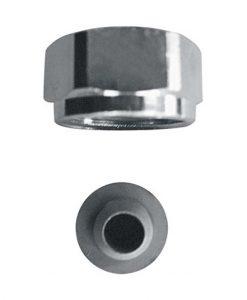 herz radiator aansluit koppeling voor 15 mm buis
