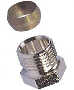 honeywell radiator knelset voor 15 mm buis