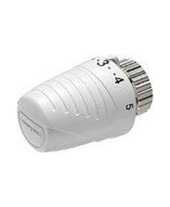 honeywell radiator thermostaatknop type economy elegance kleur wit