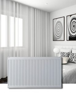 thermrad compact 4 plus radiator woonkamer