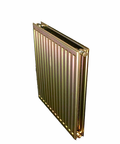 thermrad super 8 verzinkt radiator met zinkcoating