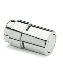 vasco radiator thermostaatknop type flatline kleur chroom