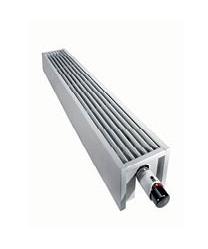 Jaga Mini convectorradiator wandbevestiging 280x2600x230mm Wit