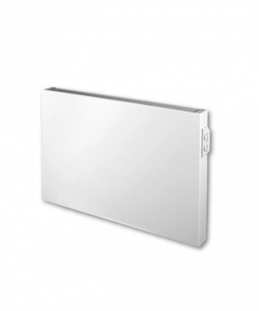 Vasco E-panel elektrische radiator horizontaal met vlakke voorplaat 600 x 1000mm (HxL). 1500 Watt RAL 9016