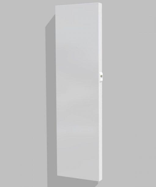 VascoÊE-panel (elektrischeÊpaneelradiator) Verticaal Vlak 500 x 1800mm