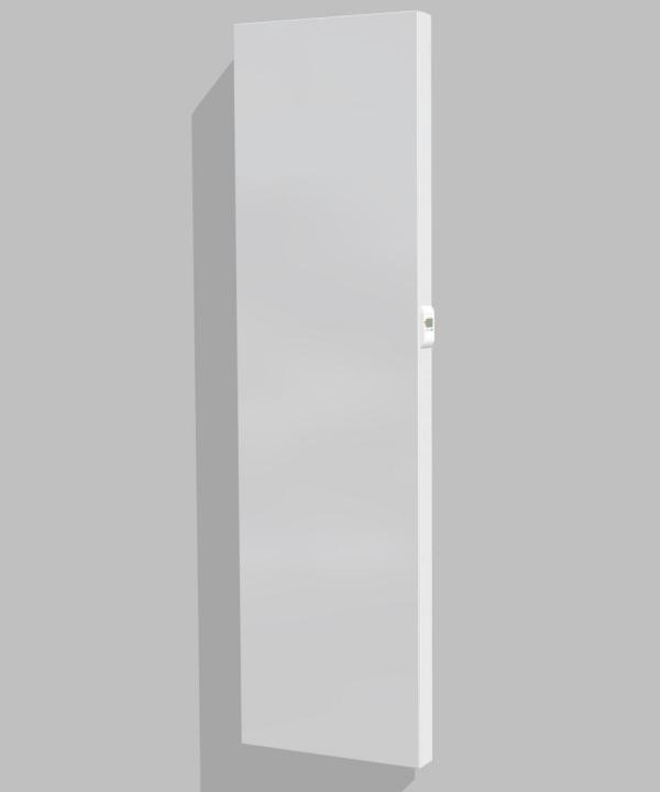 VascoÊE-panel (elektrischeÊpaneelradiator) Verticaal Vlak 600 x 2000mm