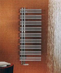 Zehnder Yucca asymmetrisch handdoekradiator 1736x578mm