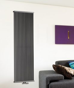 Jaga Deco Space verticale designradiator Enkel / wand - 3000x1200mm