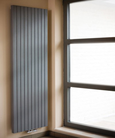 Jaga Panel Plus verticale convectorradiator Wand - 940x3000x67mm