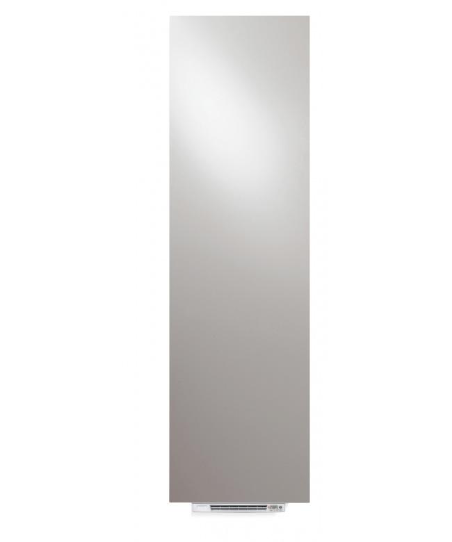 Vasco NIVA N1L1-EL-BL 0720x1825 0600 elektrische badkamerradiator met voorgemonteerde blower