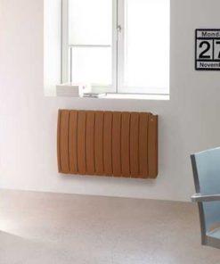 Zehnder Fare Tech elektrische radiator  575 x 1289 mm  - Wit