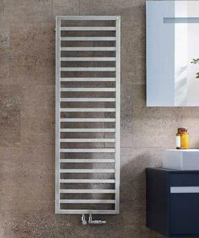 Zehnder Quaro elektrische handdoekradiator 1867x600 mm Chroom