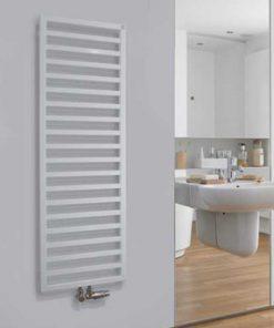 Zehnder Quaro elektrische handdoekradiator 1867x600 mm Wit
